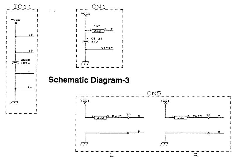 schematicsconsolerelatedschematics [nfg games  gamesx], schematic